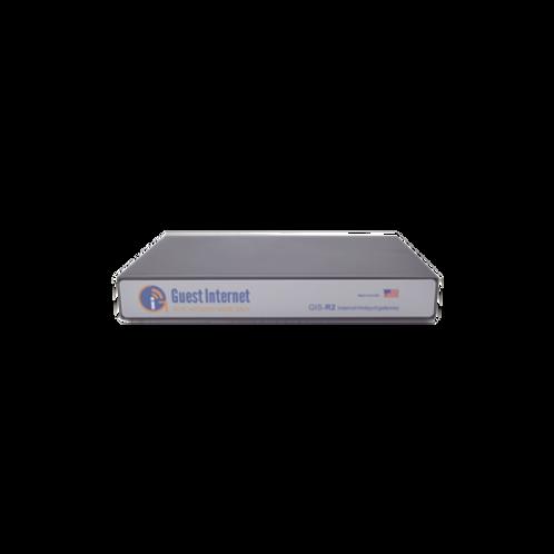 Hotspot con capacidad de hasta 30 usuarios concurrentes,un Throughput de 60 Mbps