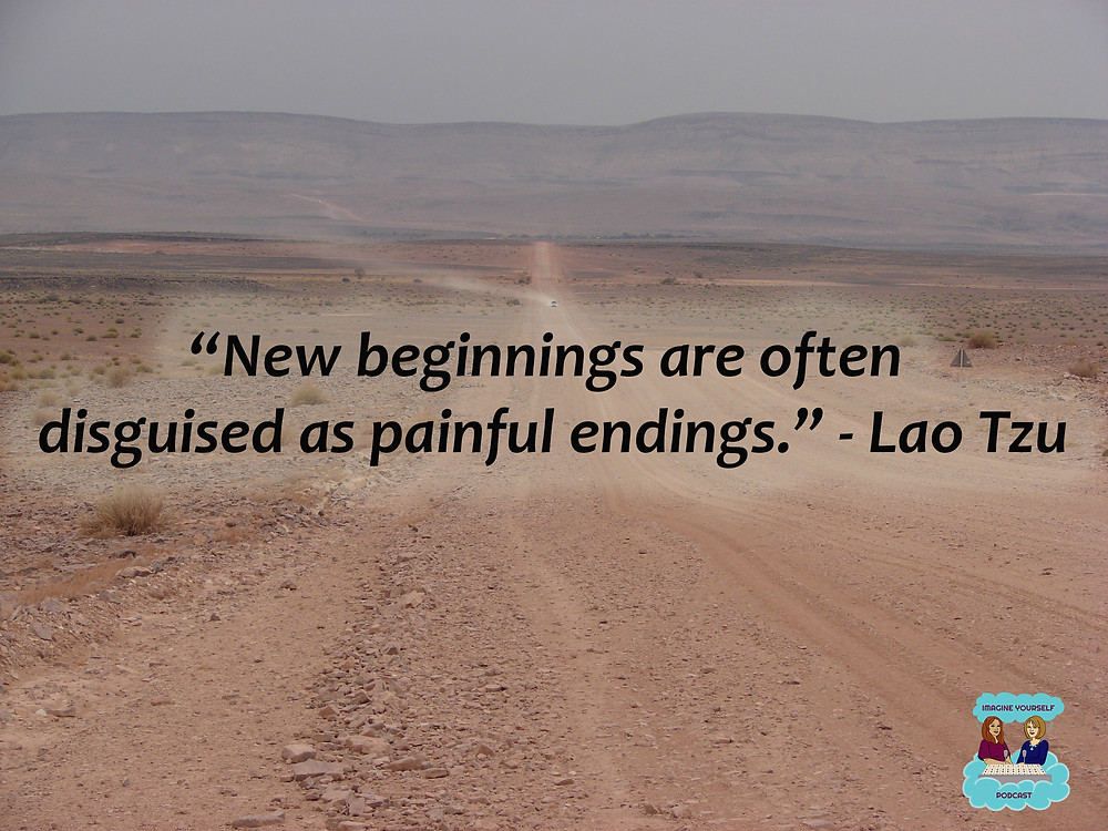 Quote about new beginnings