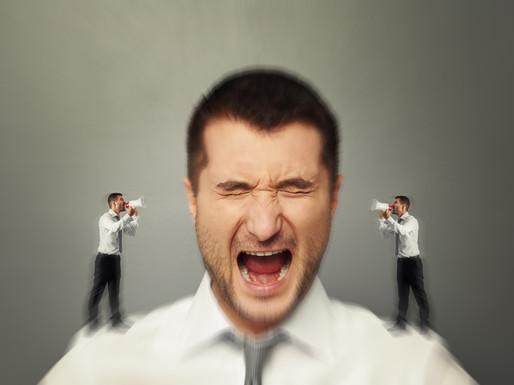 Saying No to Negative Self Talk (w/Psychotherapist Blaine Lawson)
