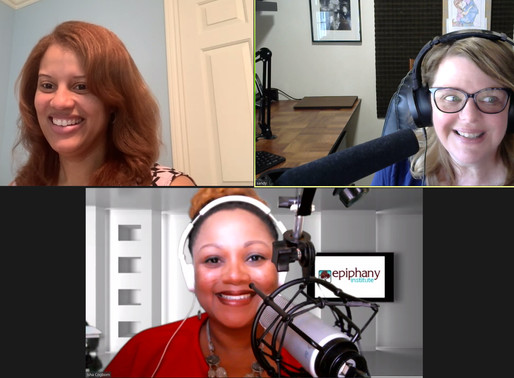 Now is the Time to RE-Imagine Yourself w/guest Isha Cogborn, Author & CEO of Epiphany Institute
