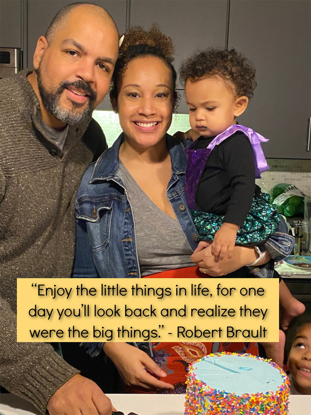 quote about enjoying the little things