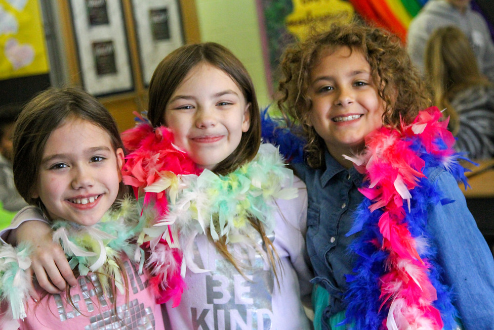Learning to battle bullying: Girls at Kids Empowered on the Move
