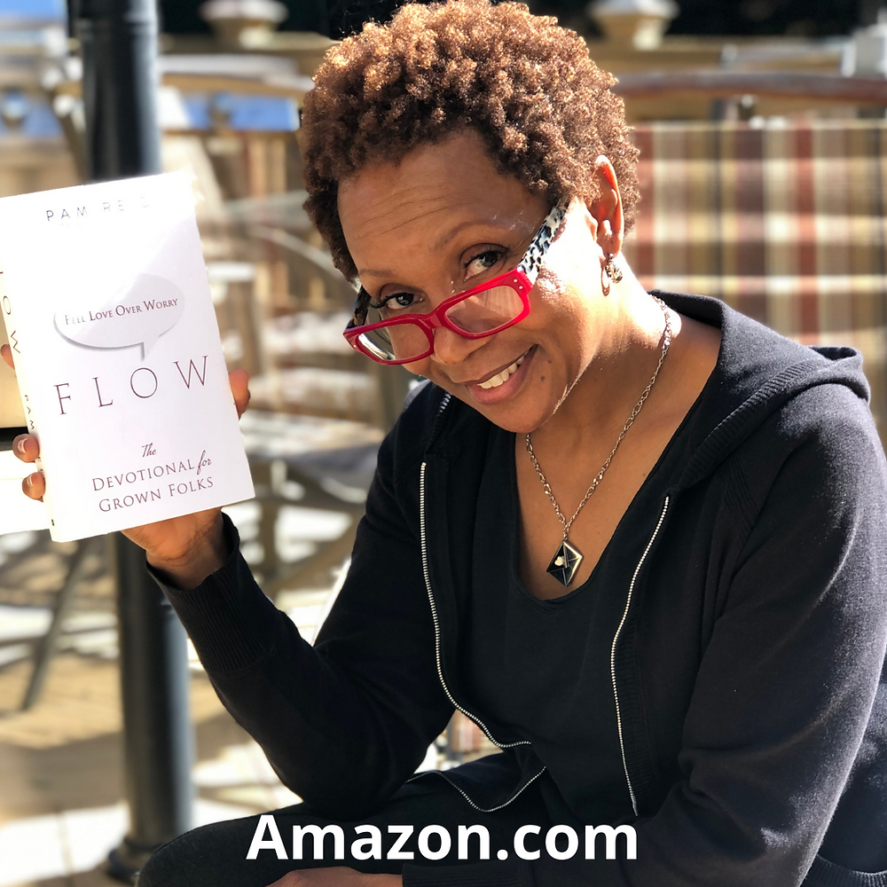 Pam Reid and her book