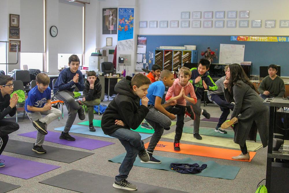 Kids Empowered on the Move Summit Michigan