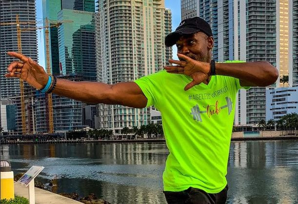Ageless Workout Guru Nate Wilkins gives great tips on staying fit at any age