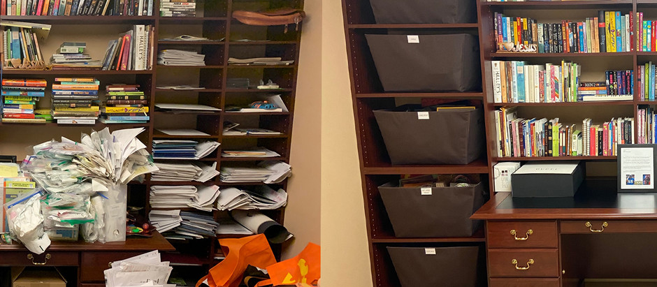 Imagine Yourself Organized: Decluttering Your Home, Decluttering Your Life