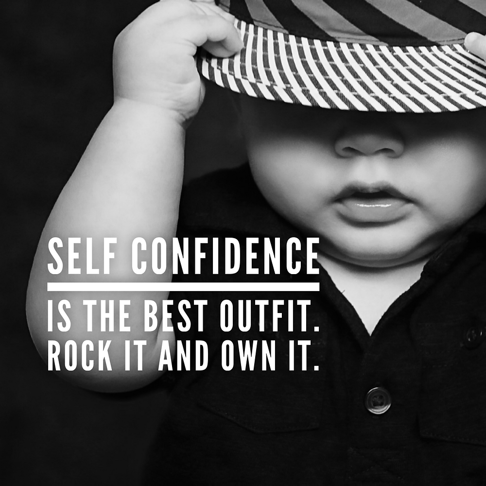 quote about self confridence