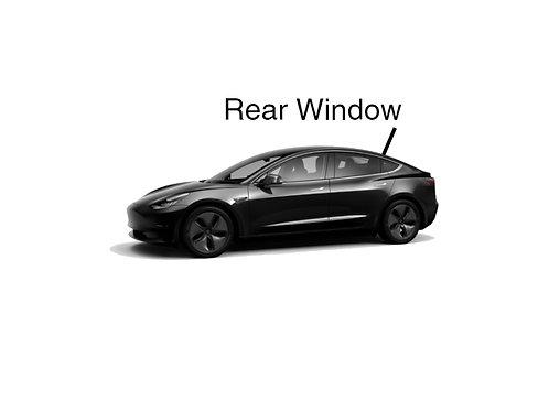 Tint Rear Window Carbon (CXP)