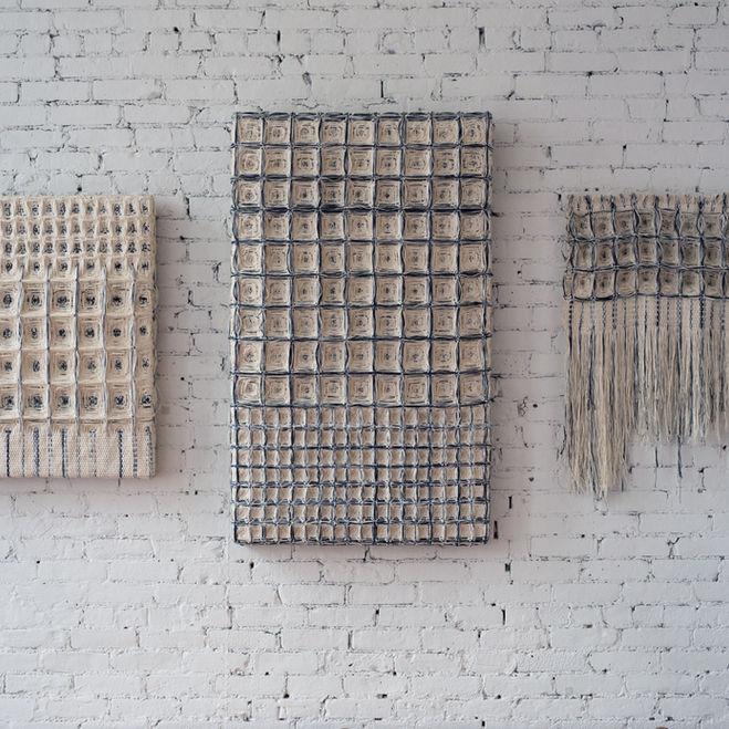 Blueprint (triptych)