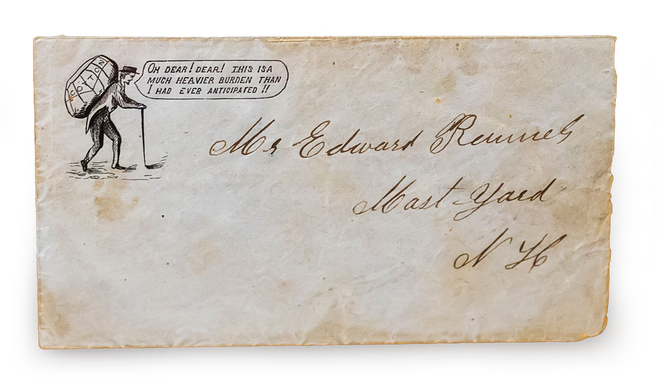 Letter from a Young Whaler