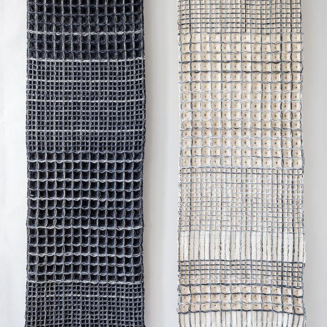 Charcoal Print and Blueprint IV