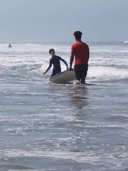 1:1 SURF LESSON