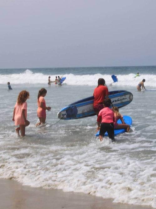 1:4 SURF LESSON
