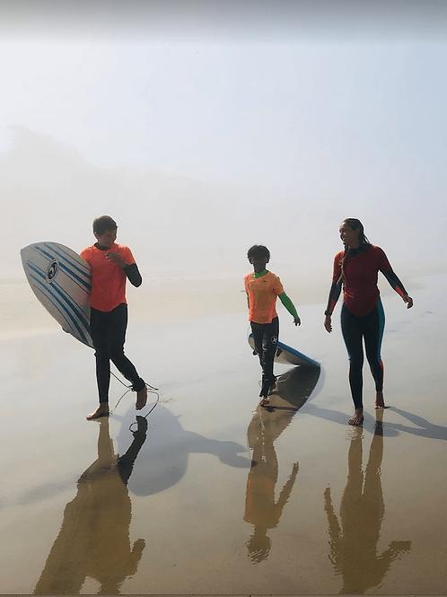 1:2 SURF LESSON