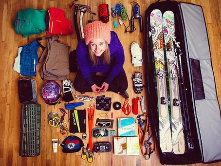 Seid ihr bereit, alles schon gepackt?