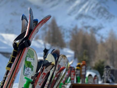 Erster Ski-Tag