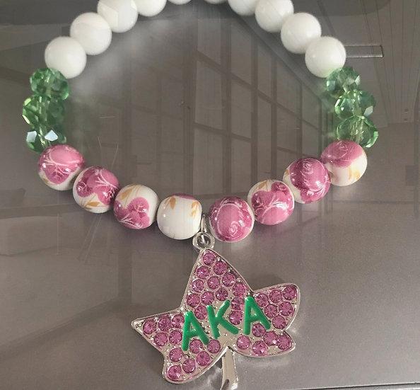 AKA Leaf bracelet