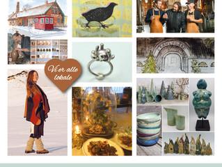 Julemarked på Sydsjælland - Jul på hjul