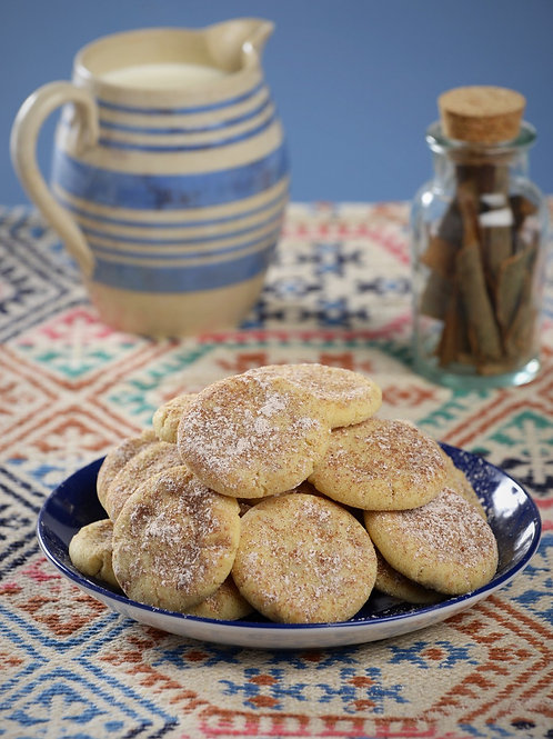 Horchata Cookies