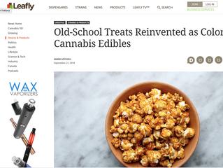 Old-School Treats Reinvented as Colorado Cannabis Edibles
