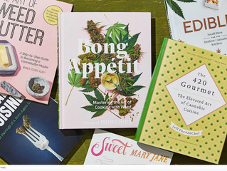 Put down the pot brownies: A new crop of cannabis books is blazing a path to more refined cooking