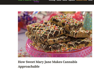 How Sweet Mary Jane Makes Cannabis Approachable