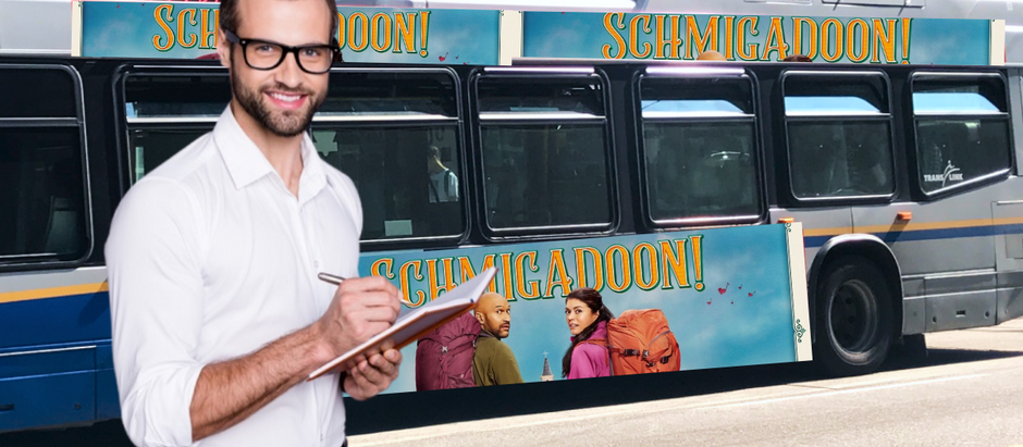 """""""Schmigadoon!"""" Review: We Don't Have AppleTV+ But Saw a Passing Bus Ad So Here's Our Review of That"""