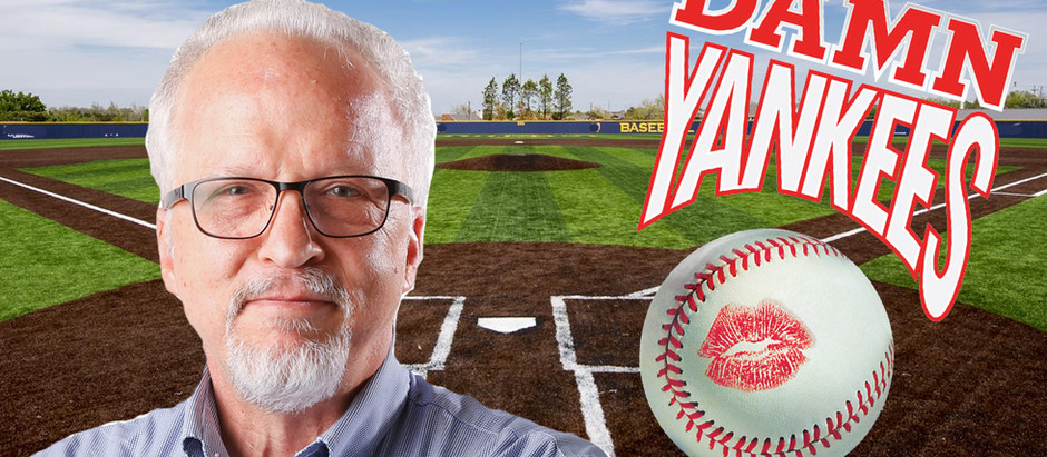 """Father Relieved Son Likes Sports, Doesn't Realize """"Damn Yankees"""" is a Musical"""