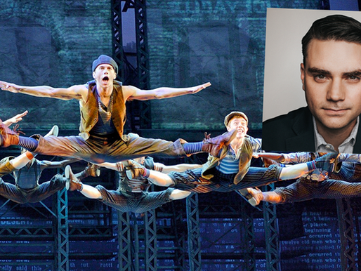 """OPINION: America Needs More Manly Men, Like the Hardworking Boys of """"Newsies"""" (Op-ed by Ben Shapiro)"""
