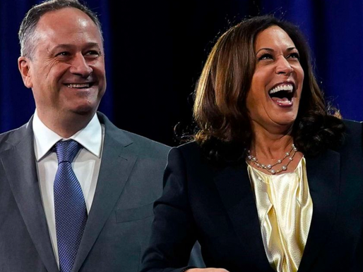 Kamala Harris's Husband Faces Backlash After Booking Role Normally Portrayed by White Women