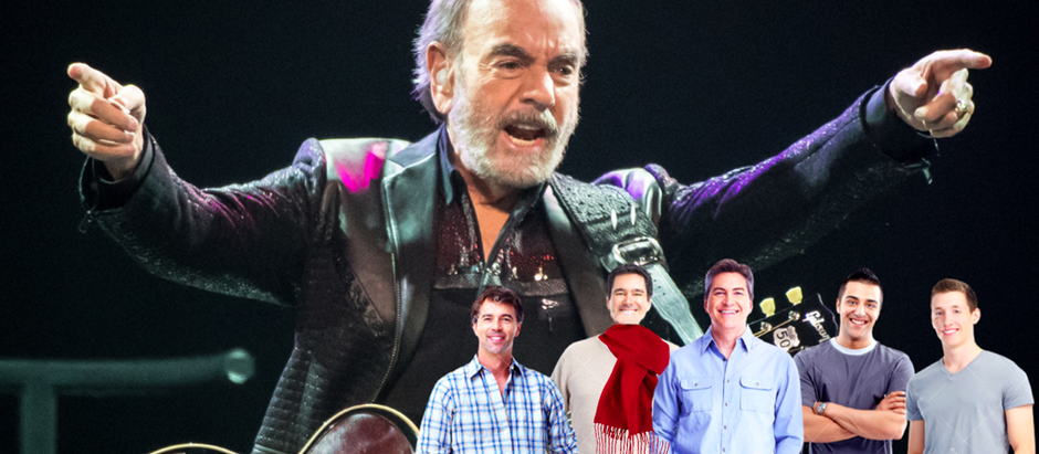 Representation Matters: Neil Diamond Musical Provides Voice for Long-Overlooked Single White Uncles