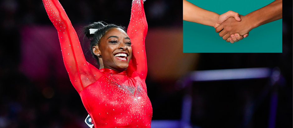 Theatre Kids and Sports Fans Announce Temporary Ceasefire in Support of Simone Biles
