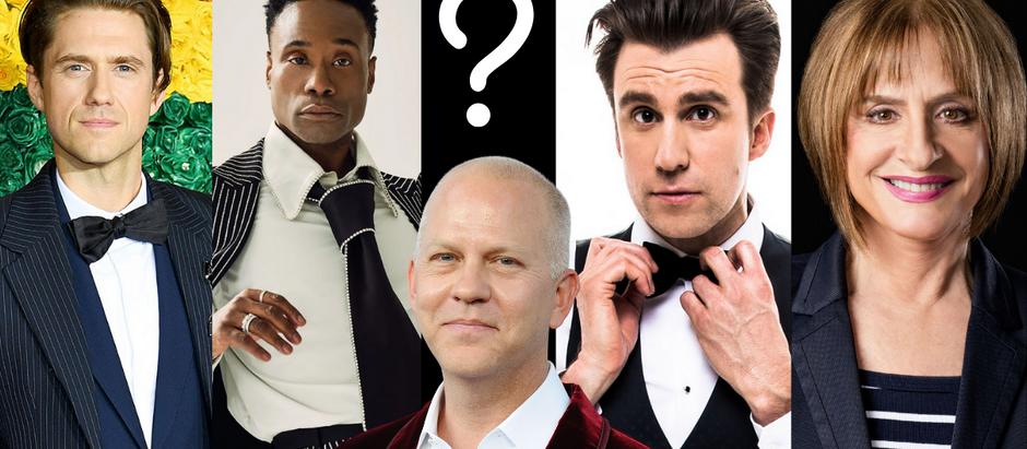 "Ryan Murphy Only One Broadway Star Away From ""American Horror Story"" Bingo"