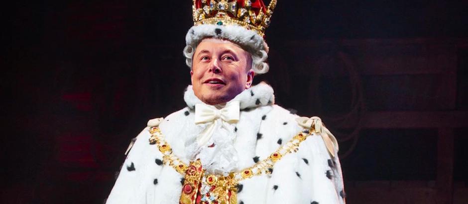 """OPINION: Elon Musk Should Play King George in """"Hamilton"""" (Written by Definitely Not Elon Musk)"""