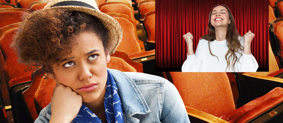 Audience Begrudgingly Sits Through Happiest Day of Understudy's Life