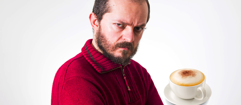 Producer Known for Staging Stories of Tolerance Wondering How You Fucked Up a Simple Coffee Order