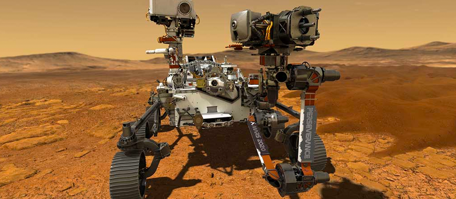 Ambitious Mars Wondering If It Can Use Rover Footage for Reel