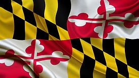 Maryland Flag banner