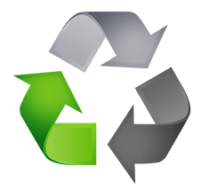 Recycling for primary aluminium smelters