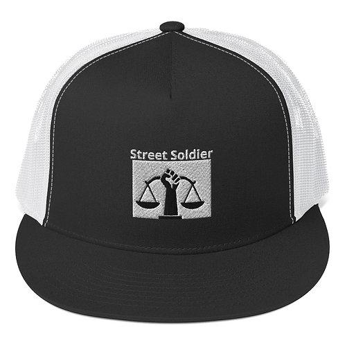 Street Soldier Trucker Cap