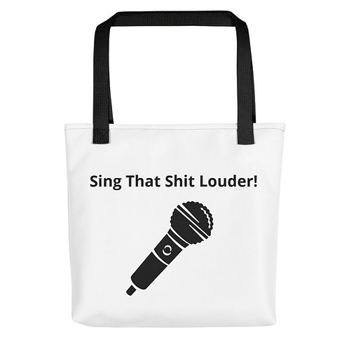 The Taylor C'Mone Tote bag