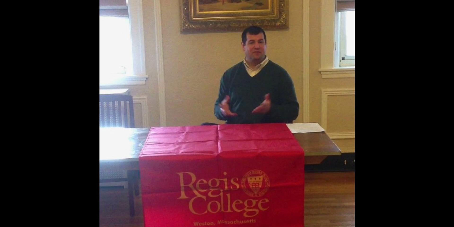 Regis Admission Application Deadline 2014