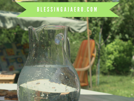 The Perfect Iced Tea (Safe Summer at Home #2)