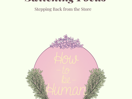 Switching Focus: Stepping Back from the Store