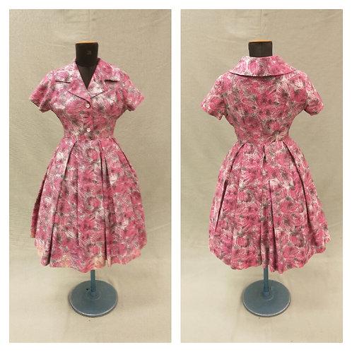 Vintage 50-l. mekko, koko S-M