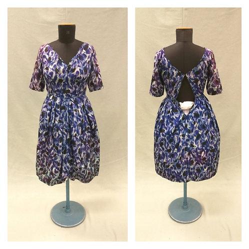 Vintage 50-l. mekko, koko n.XS-S