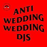 Anti Wedding Wedding DJs logo