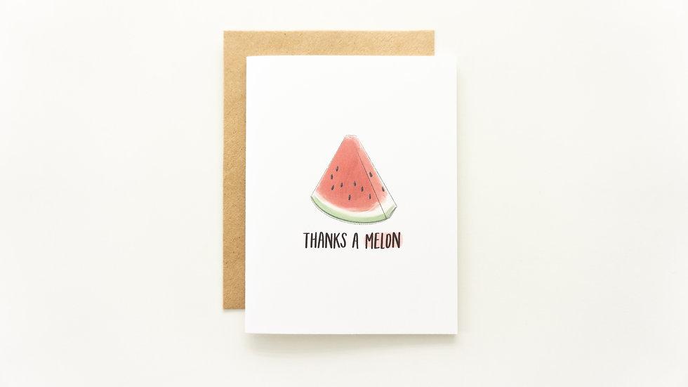 Thanks A Melon