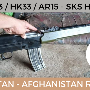The Khyber Strikes Again: Unusual Modified SKS