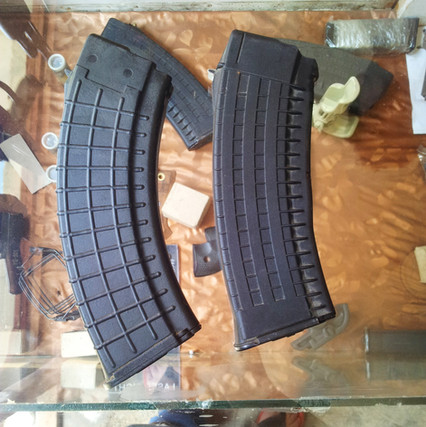 Locally Produced AK Magazines | Landi Kotal, FATA, Pakistan